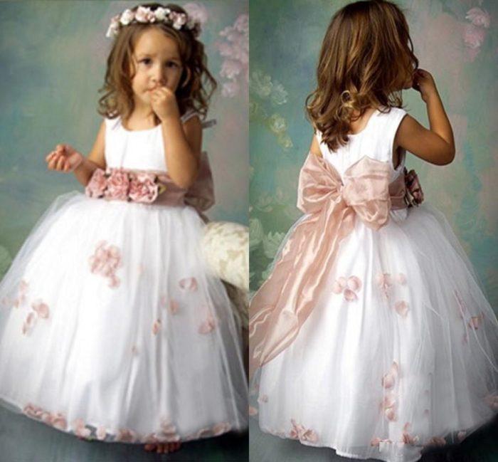 فستان سواريه للبنات بتصميم أكثر من رائع