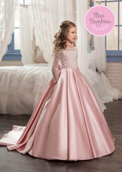 فستان رائع وجميل للافراح
