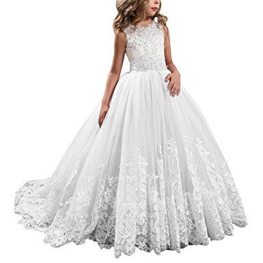 فستان أفراح جميل جداً