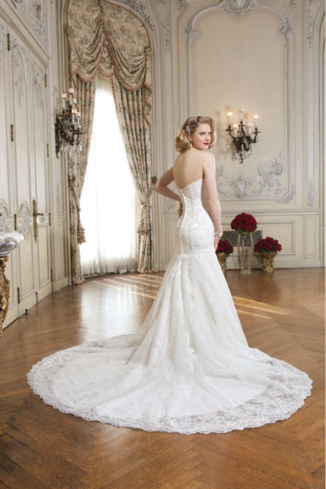 فستان زفاف تركي ناعم وجميل