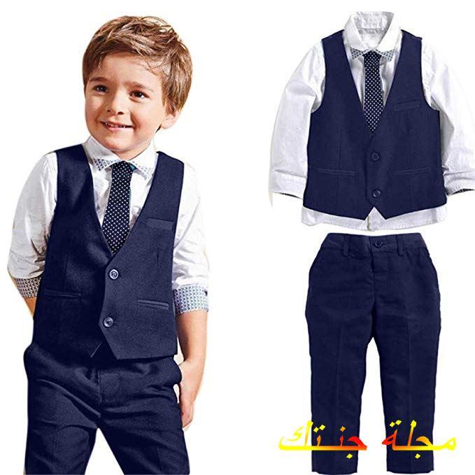 بدلة اولادي للافراح بتصميم راقي وشيك