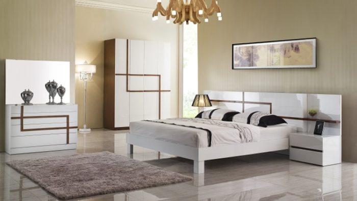 تتميز هذه الغرفة بأنها ذات تصميم فريد سواء كان فى تصميمها أو فى أثاثها