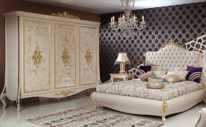 تتميز هذه الغرفة بالشياكة الاناقة والفخامة وتناسب الذوق العصري