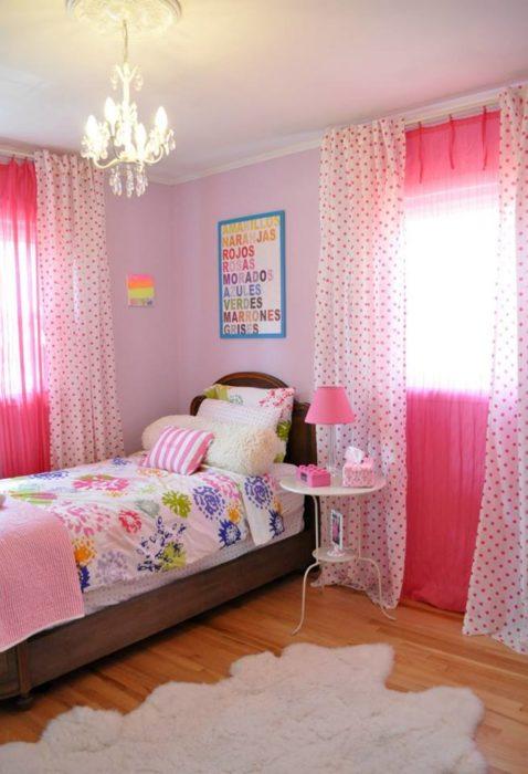 ستارة جميلة جداً مناسبة لغرف نوم البنات