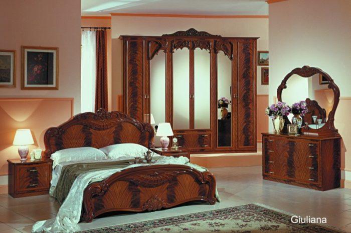 غرفة نوم ايطالية حلوة جداً وجميلة