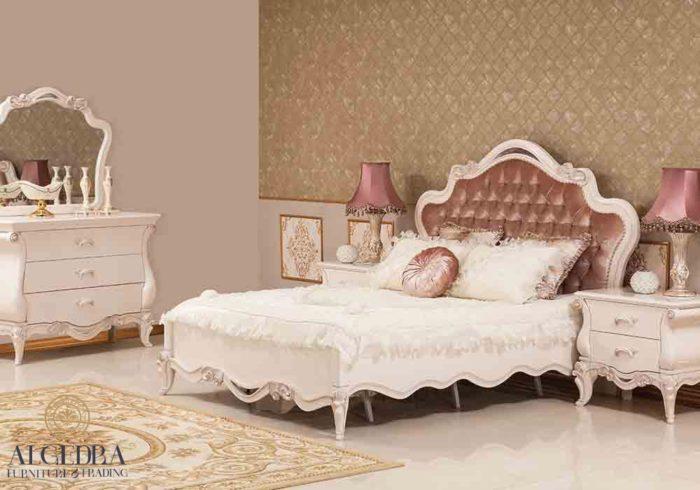 غرفة نوم بأفكار أنيقة وفخمة جداً مع تصميم عصري وجميل (2)