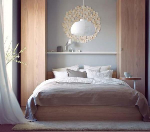 غرفة نوم بتصميم جميل جداً وشيك