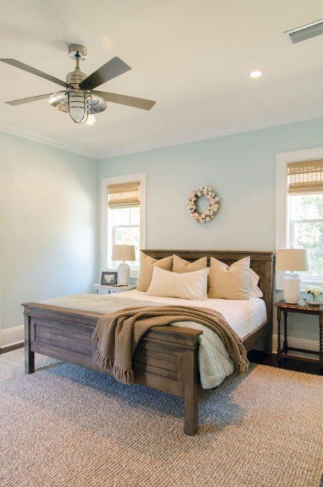 غرفة نوم حلوة جداً ورائعة