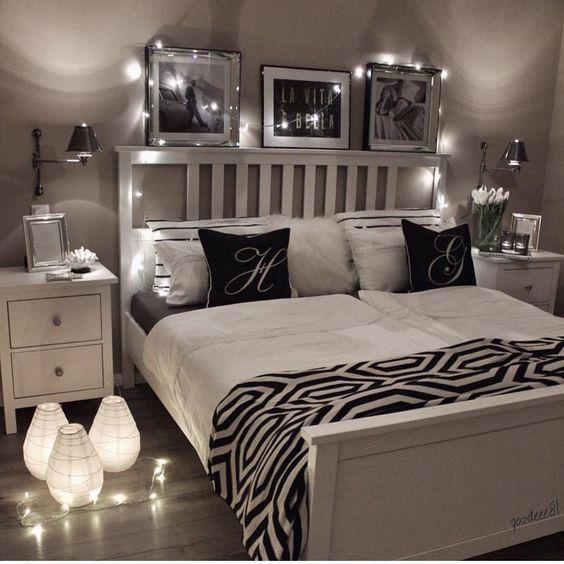 غرفة نوم حلوة جداً وشيك