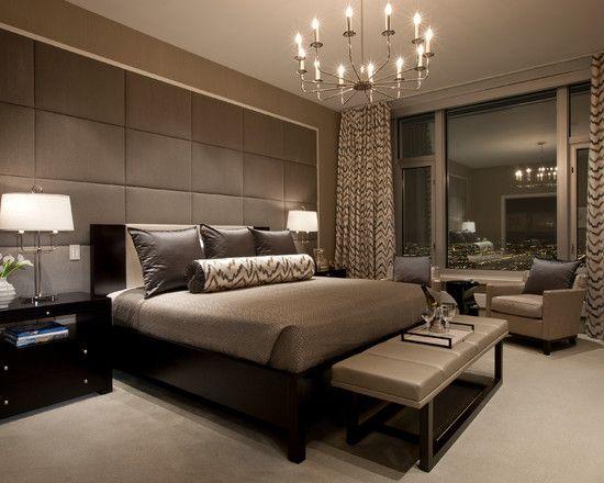 غرفة نوم راقية جداً وشيك بتصميم عصري حديث