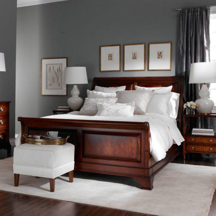 غرفة نوم روعة وقمة فى الجمال