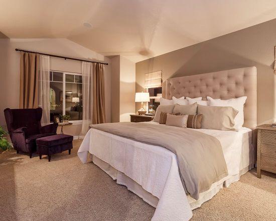 غرفة نوم عصرية جداً وشيك