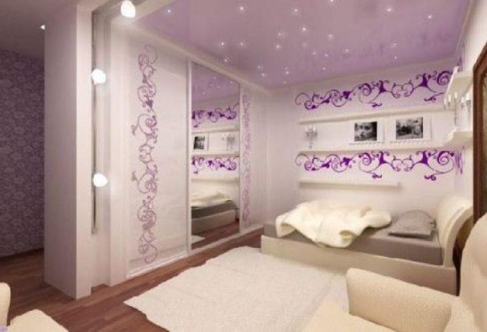 غرفة نوم فخمة جداً وشيك بتصميم جديد وجميل