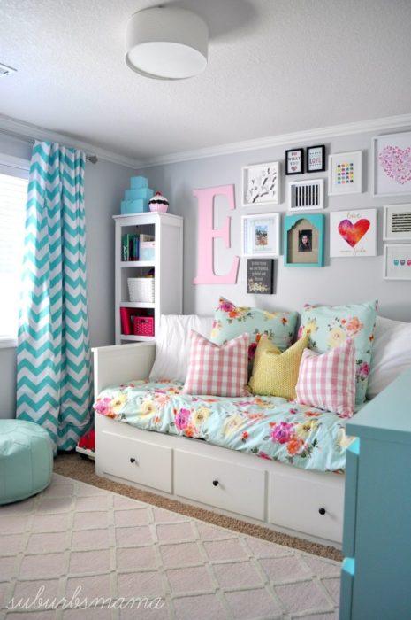 غرفة نوم فى منتهى الجمال والشياكة تناسب الذوق الراقي