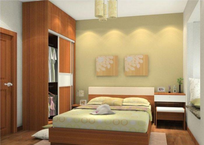 غرفة نوم فى منتهى الروعة والجمال
