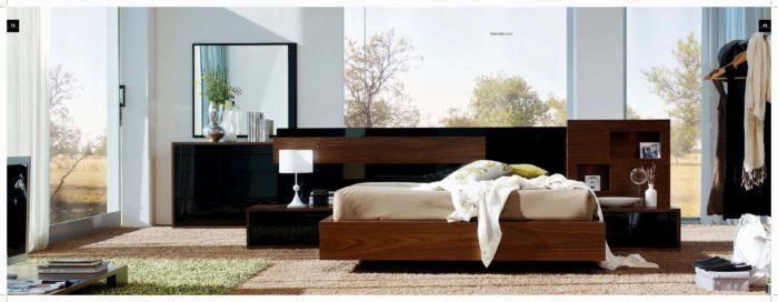 Modern Bedrooms Furniture 2012