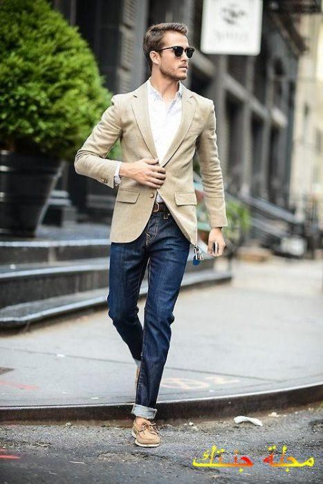 ملابس رجالى كلاسيك حلو جداً