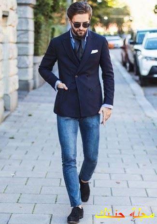ملابس رجالي كلاسيكية عصرية