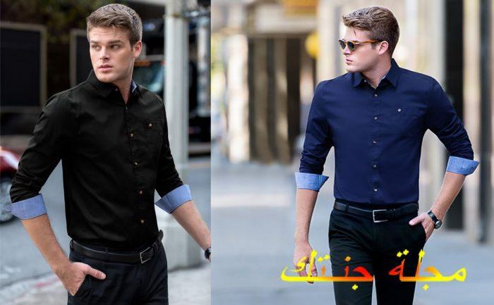 ملابس رجال كلاسيك رائعة
