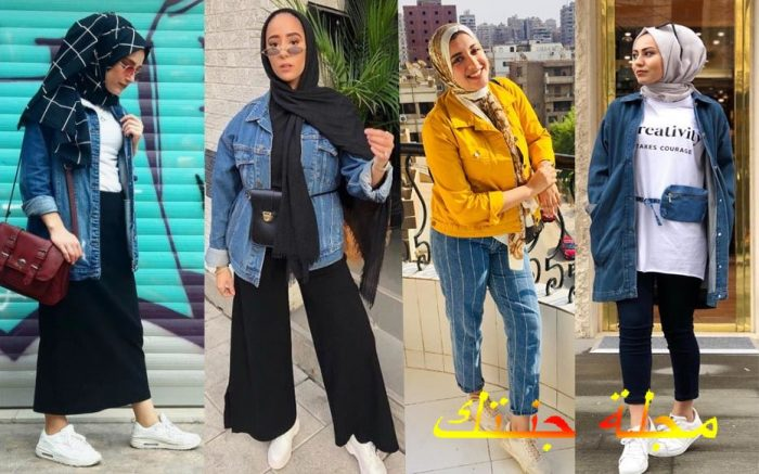 ملابس شتوية للبنات الكبار كاجول