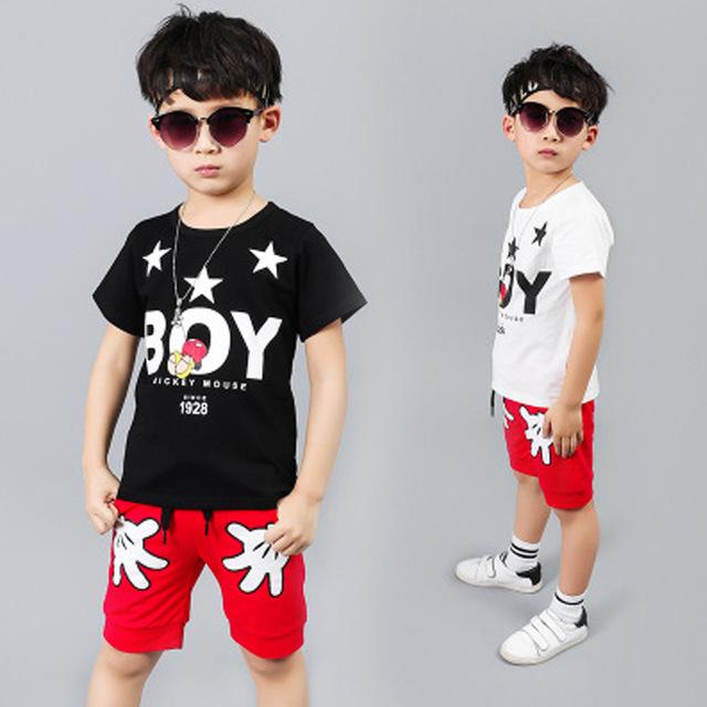 ملابس صيفية رائعة وشيك للاولاد الصغار