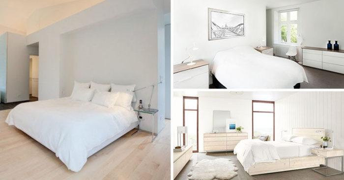 من أجمل وأروع غرف النوم السيمبل