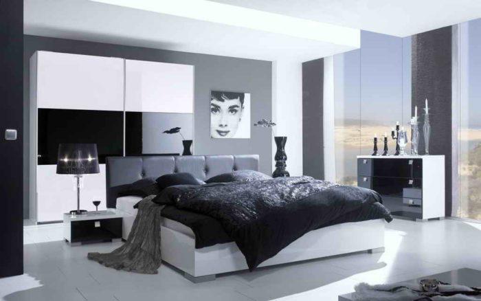 من أروع التصميمات لغرف النوم المودرن الجديدة 2018