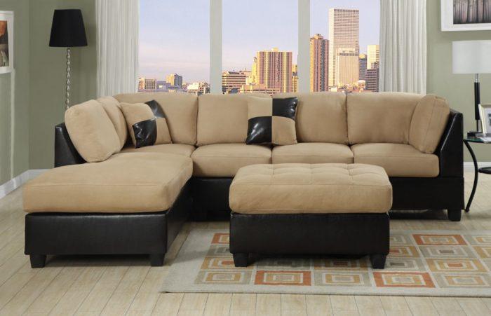 غرفة معيشة جميلة جداً ورائعة بتصميم بسيط وهادئ
