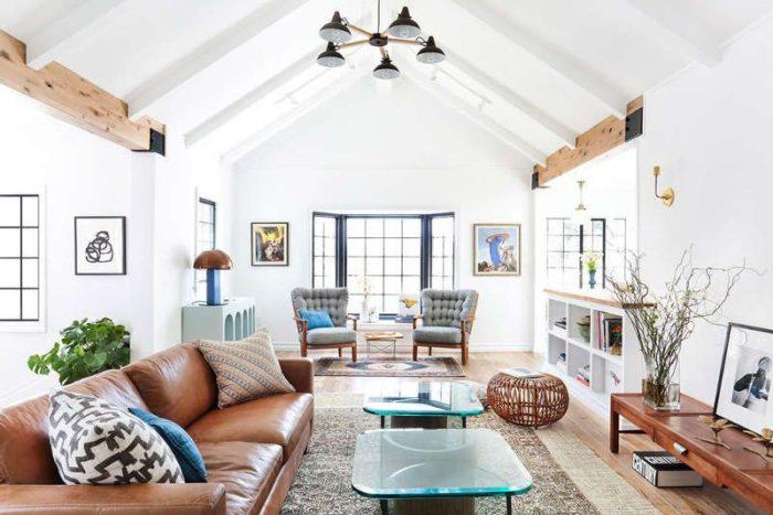غرفة معيشة رائعة وفى منتهى الجمال والشياكة
