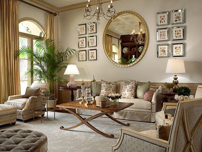 غرفة معيشة قمة فى الجمال والروعة والشياكة