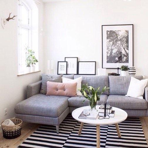 غرفة معيشة زواية صغيرة حلوة جداً وعصرية