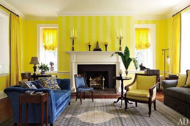 غرفة معيشة فى منتهى الجمال والروعة والشياكة