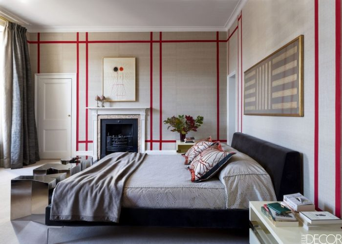 غرفة نوم أكثر من رائعة وشيك جداً