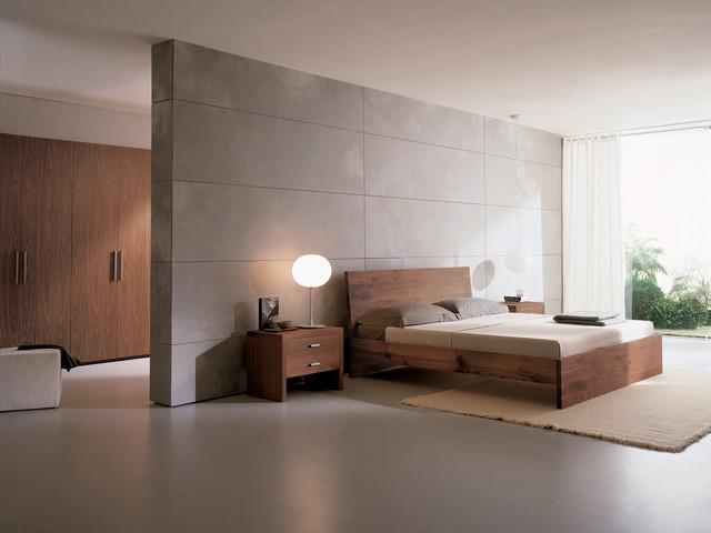 غرفة نوم بتصميم بسيط وجميل جداً