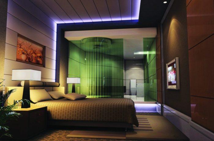 غرفة نوم ثري دي رائعة وجميلة جداً