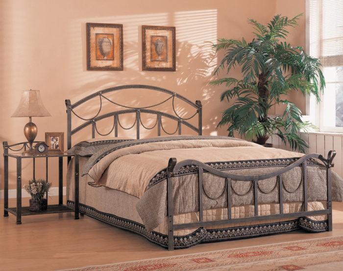 غرفة نوم حلوة جداً وفى منتهى الجمال والروعة