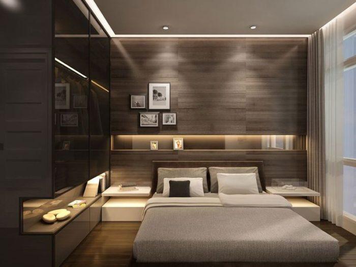 غرفة نوم سمارت رائعة جداً وشيك