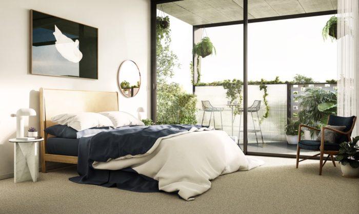 غرفة نوم عصرية جداً ورائعة