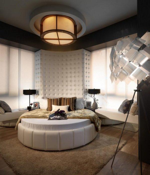 غرفة نوم عصرية وجميلة جداً