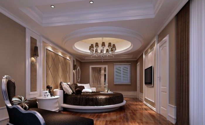 غرفة نوم فخمة جداً وشيك وتناسب الذوق الراقي
