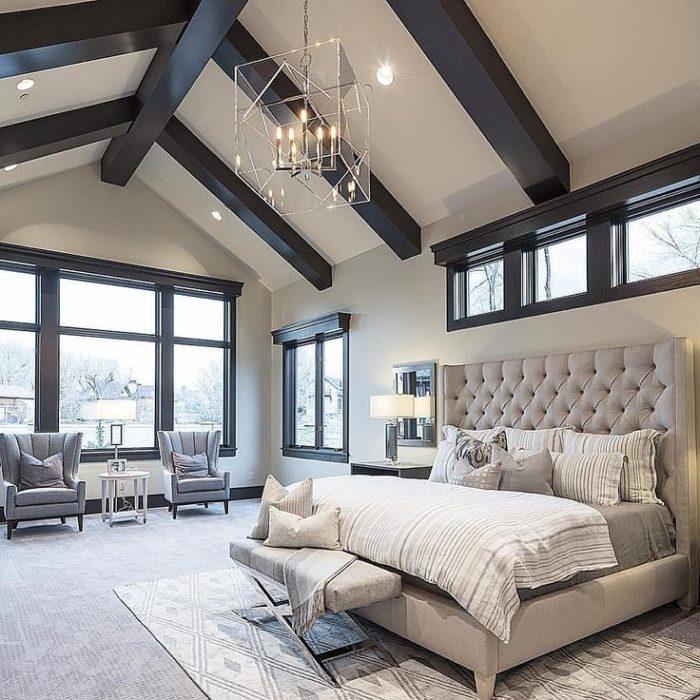 غرفة نوم مودرن جديدة 2018