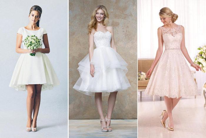 من أجمل مويلات الفساتين القصيرة 2018