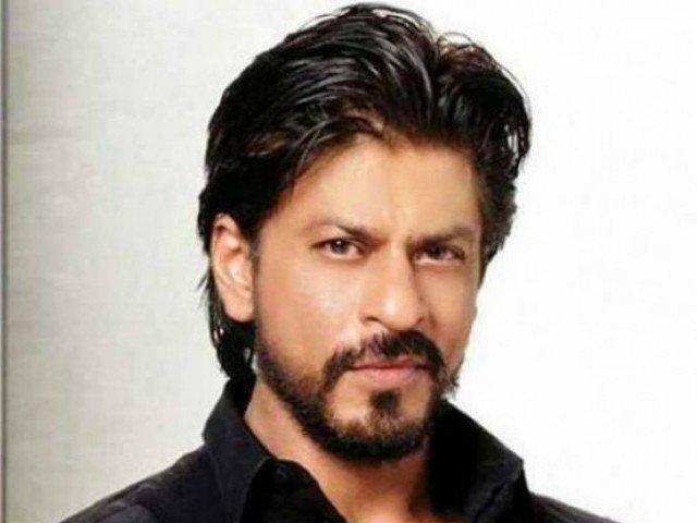 صورة للنجم شاه روخ خان