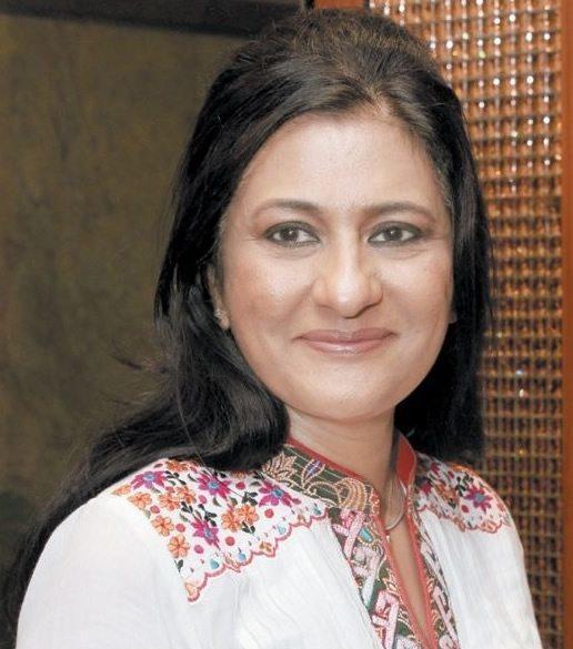 سابا حميد والدة باكيزا في مسلسل كرامتي