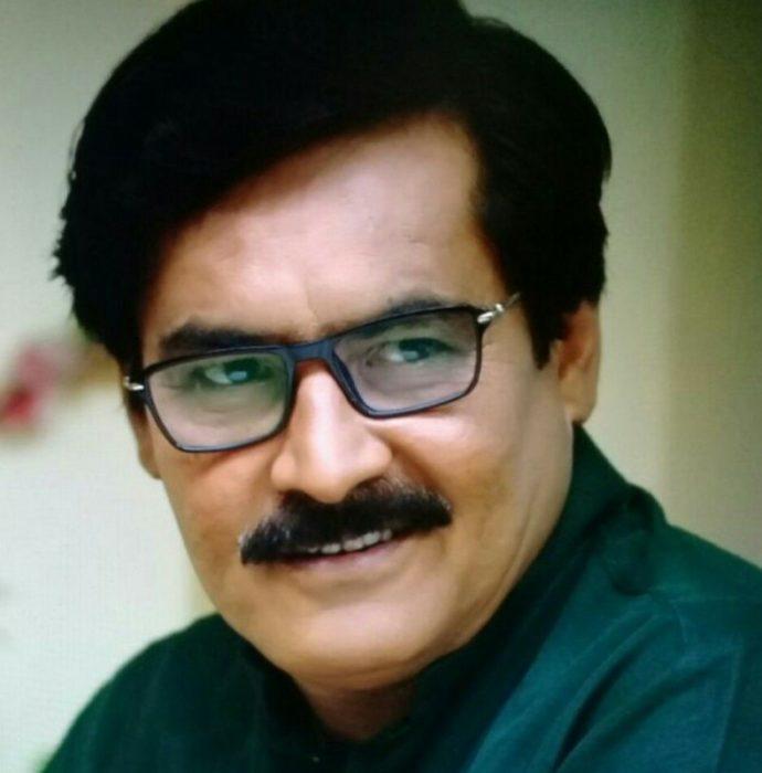 صورة للنجم راشد فاروقي احدي فنانين مسلسل خاني