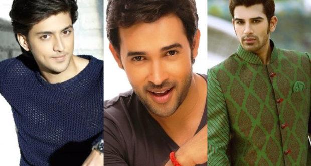 النجم الهندي آشيم غولاتي بطل مسلسل مالك قلبي