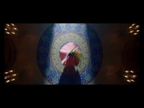 صوة اناركلي وهي ترقص في قاعة الملك اكبر