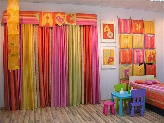 ستارة اطفال شرائح ملونة