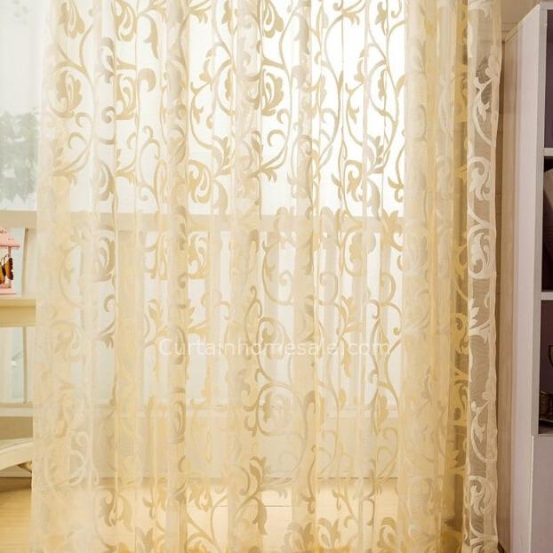 ستارة دانتيل باللون البيج كلاسيكية جميلة جداً