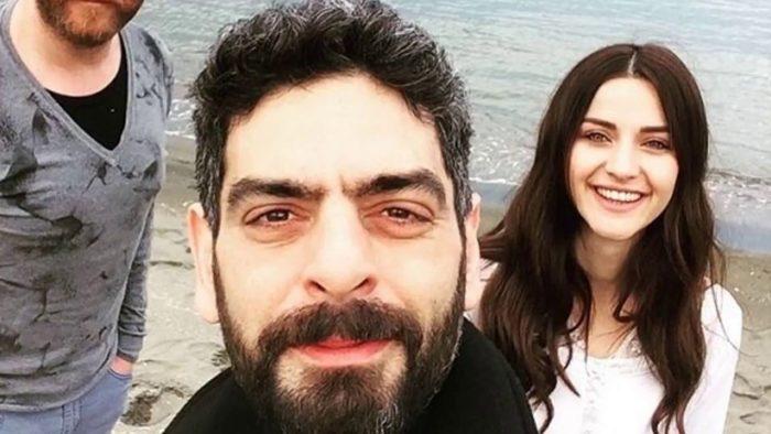 سيلفي جديد للنجم التركي بطل مسلسل أخبرهم ايها البحر الاسود محمد علي نورأوغلو